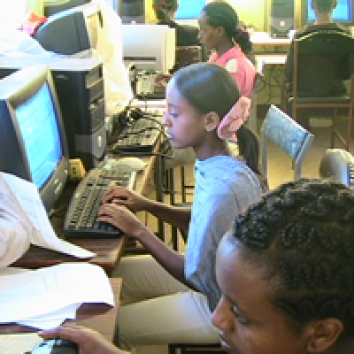 (Computer) Trainingscentrum, Yabello, Ethiopië